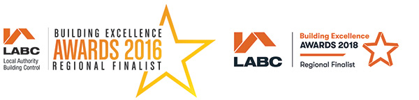 Building Awards Logos